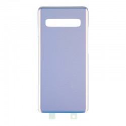 For Samsung Galaxy S10 5G Battery Door Silver