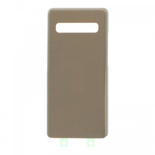 For Samsung Galaxy S10 5G Battery Door Gold