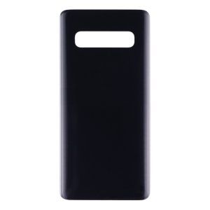 For Samsung Galaxy S10 Back Cover Black