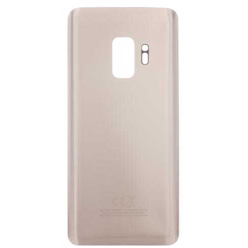 Samsung Galaxy S9 Battery Door Gold OEM