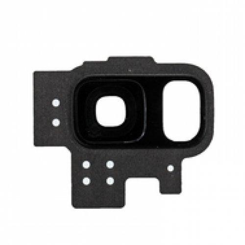 Samsung Galaxy S9 Camera Lens and Bezel Black Ori