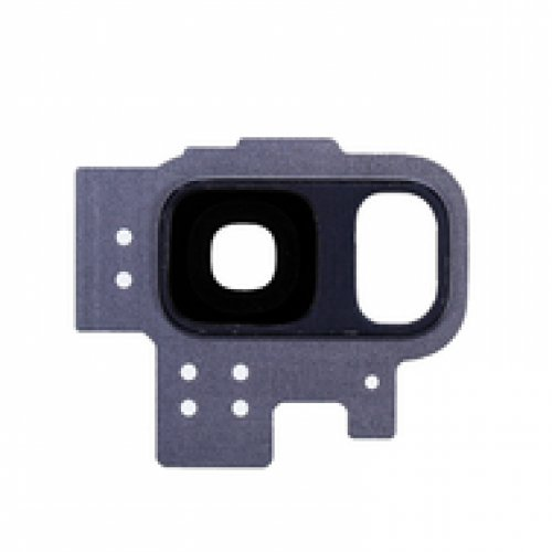 Samsung Galaxy S9 Camera Lens and Bezel Blue Ori