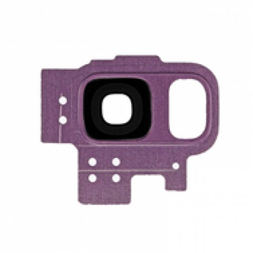 Samsung Galaxy S9 Camera Lens and Bezel Purple Or...