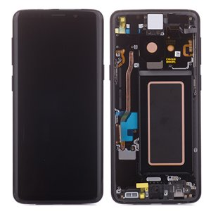 Samsung Galaxy S9 G960F  LCD Screen With Frame Gray Ori