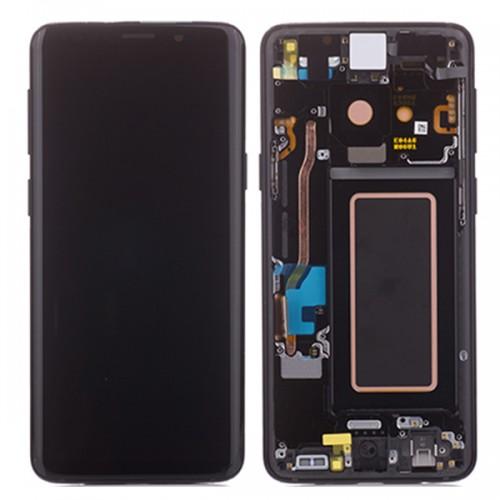 Samsung Galaxy S9 G960F  LCD Screen With Frame Gra...