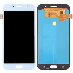 Samsung Galaxy A7 (2017) A720 LCD with Digitizer Assembly White OEM