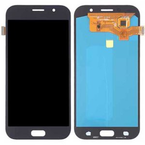 Samsung Galaxy A7 (2017) A720F LCD with Digitizer Assembly Black Ori