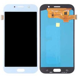 Samsung Galaxy A7 (2017) A720F LCD with Digitizer Assembly White Ori