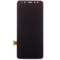 Samsung Galaxy A8 (2018) A5 (2018) A530 LCD with Digitizer Assembly Black Ori