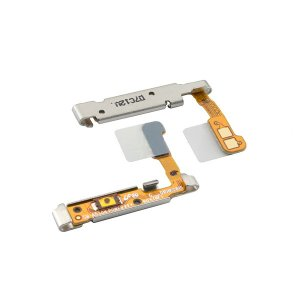 Samsung Galaxy A8 (2018) A5 (2018) A530 Power Button Flex Cable With Bracket Ori