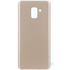Samsung Galaxy A8 Plus (2018) A7 (2018) A730 Battery Door Gold OEM