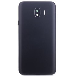 Samsung Galaxy J4 J400 Battery Door Black Ori