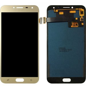 Samsung Galaxy J4 J400 LCD with Digitizer Assembly Gold OEM