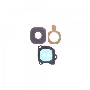 Samsung Galaxy J6 Camera Lens and Bezel Black Ori