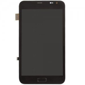 Samsung Galaxy Note N7000 i9220 LCD Screen Replacement with Frame Black