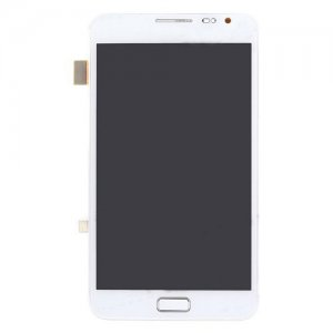 Samsung Galaxy Note N7000 i9220 LCD Screen Replacement with Frame White