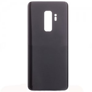 For Samsung Galaxy S9 Plus Battery Cover Black HQ
