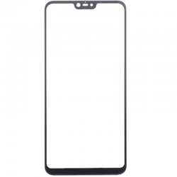 Xiaomi Mi 8 Lite Glass Lens Black OEM