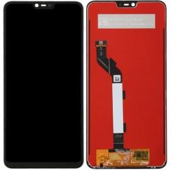 Xiaomi Mi 8 Lite LCD with Digitizer Assembly  Black Ori