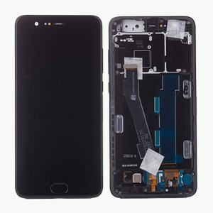 Xiaomi Mi Note 3 LCD Screen With Frame Black Ori