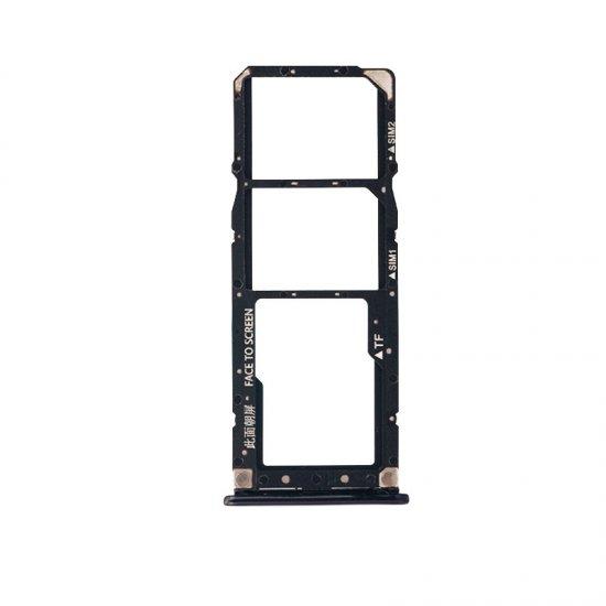 Xiaomi Mi Play SIM Card Tray Black Ori (Dual Card Version)