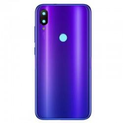 Xiaomi Mi Play Battery Door With Camera Lens Purple Ori