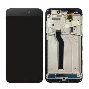 Xiaomi Redmi 5A LCD Screen With Frame Black OEM