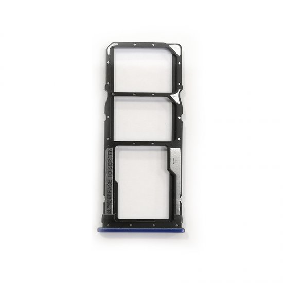Xiaomi Redmi 7 SIM Card Tray Blue Ori