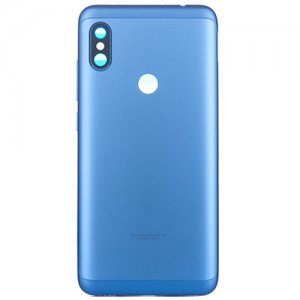 Xiaomi Redmi Note 6 Pro Battery Door Blue Ori