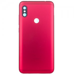 Xiaomi Redmi Note 6 Pro Battery Door Red Ori
