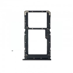 Xiaomi Redmi Note 7 SIM Card Tray Black Ori (Dual Card Version)