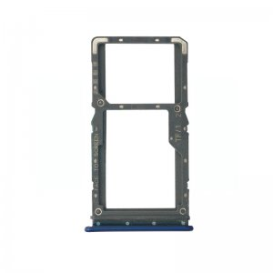 Xiaomi Redmi Note 7 SIM Card Tray Blue Ori (Dual Card Version)