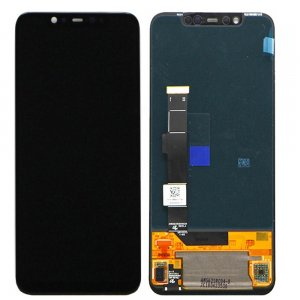 Xiaomi Mi 8  LCD with Digitizer Assembly  Black OEM
