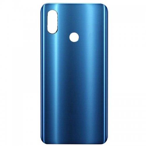 Xiaomi Mi 8 Battery Door  Blue Ori