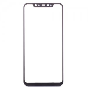 Xiaomi Mi 8 Glass Lens Black Aftermarket