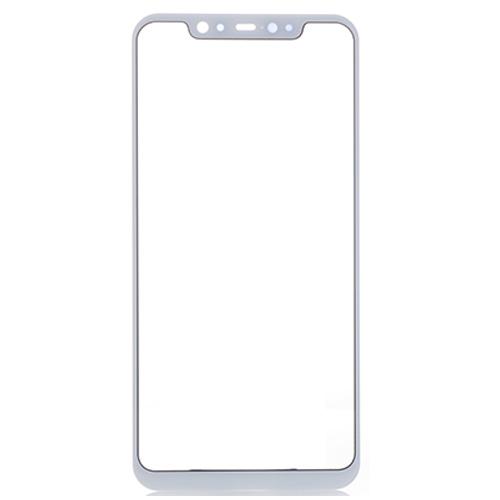 Xiaomi Mi 8 Glass Lens White Aftermarket