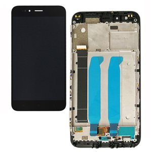 Xiaomi Mi 5X A1  LCD Screen  With Frame  Black OEM