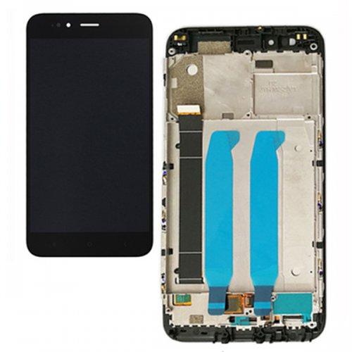 Xiaomi Mi 5X A1  LCD Screen  With Frame  Black OEM