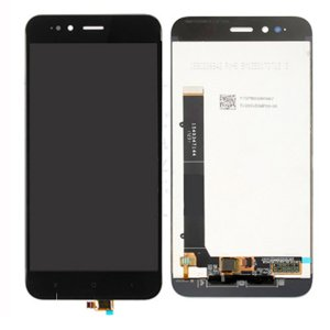 Xiaomi Mi 5X A1 LCD with Digitizer Assembly Black Aftermarket