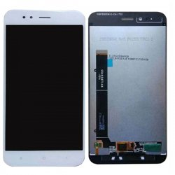 Xiaomi Mi 5X A1 LCD with Digitizer Assembly White Aftermarket