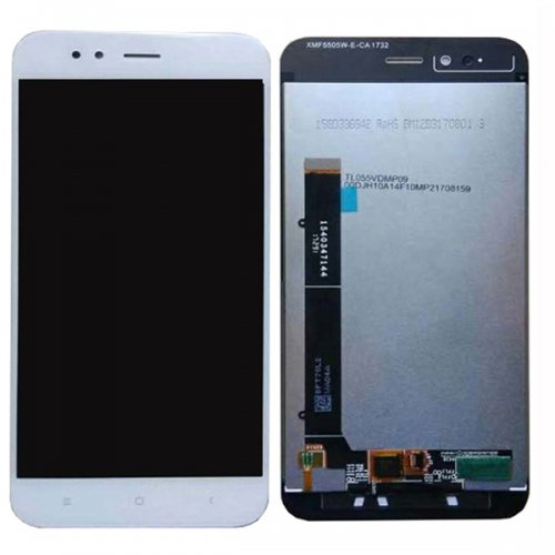 Xiaomi Mi 5X A1 LCD with Digitizer Assembly White ...