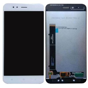 Xiaomi Mi 5X A1  LCD with Digitizer Assembly White Original