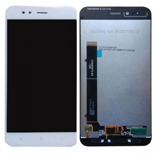 Xiaomi Mi 5X A1  LCD with Digitizer Assembly White...