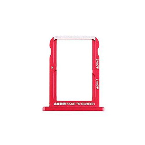 Xiaomi Mi 6X/A2  SIM Card Tray  Red Ori