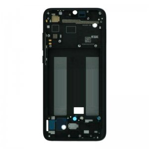 Xiaomi Mi 9 Lite Front Housing Black Ori