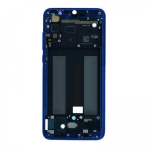 Xiaomi Mi 9 Lite Front Housing Blue Ori