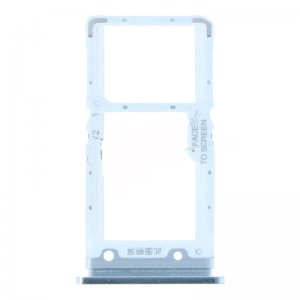 Xiaomi Mi 9 Lite SIM Card Tray White Ori (Dual Card Version)