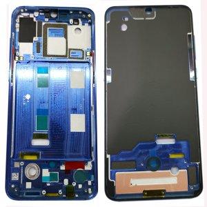 Xiaomi Mi 9 Front Housing Blue Ori