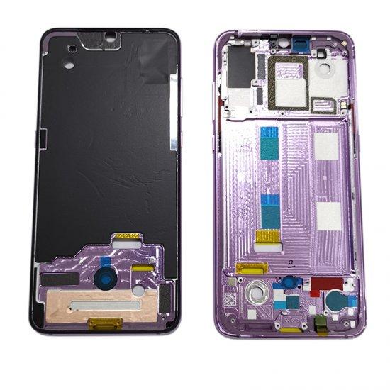 Xiaomi Mi 9 Front Housing Purple Ori