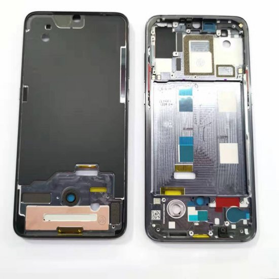 Xiaomi Mi 9 Front Housing Black Ori